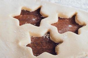 cuocere biscotti di zucchero freschi