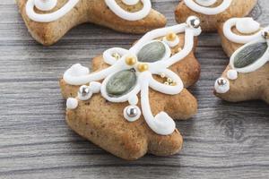 biscotti di panpepato di Natale