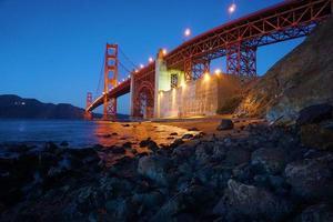 il ponte Golden gate