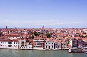 panorama di venezia foto