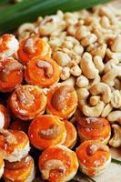 dolci al forno thailandesi - anacardi