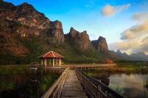 parco nazionale di khao samroiyod foto
