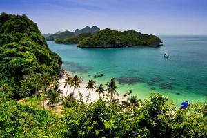parco marino nazionale di angthong