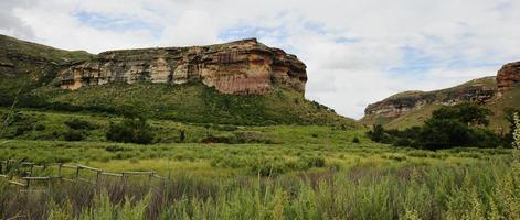 parco nazionale di higland golden gate