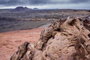 parco nazionale di timanfaya - lanzarote foto