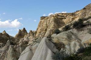 parco nazionale di goreme. foto