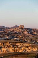 parco nazionale di goreme. cappadocia foto