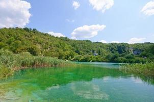 parco nazionale dei laghi di plitvice, croazia foto