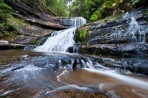 lady barron falls, parco nazionale di mt field foto