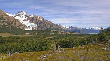 panorama della Patagonia