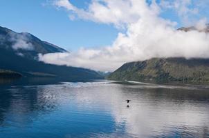 parco nazionale dei laghi nelson nuova zelanda