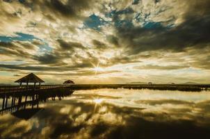 Parco Nazionale Khao Sam Roi Yot, Thailandia foto