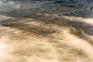 vulcano monte bromo, indonesia, java foto