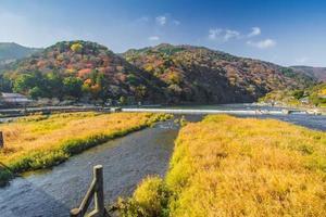 arashiyama, kyoto, giappone