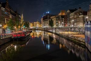 notte di amsterdam