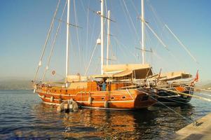 navi all'ormeggio