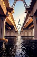 business bay bridge dubai