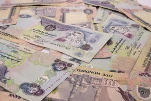 contanti degli Emirati Arabi Uniti
