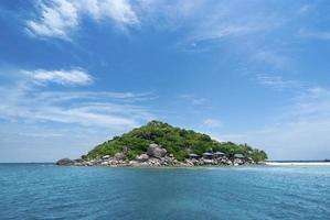 isola di nang yuan in thailandia