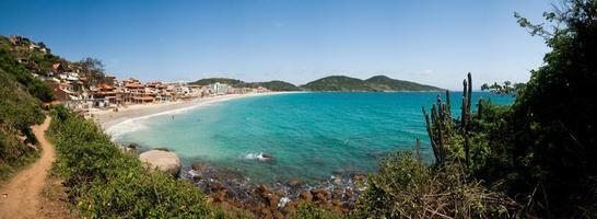 arraial do cabo beach panoramica