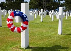 cimitero di guerra americano colleville sur mer francia