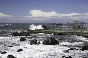 surf della costa nord