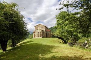 chiesa di santa cristina de lena oviedo
