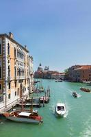 grand canal, venezia, italia