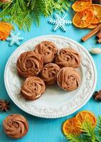 biscotti con scaglie di cioccolato fatti in casa