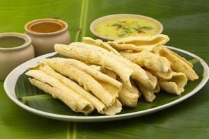 cibo di strada indiano