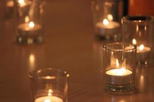 candele votive foto