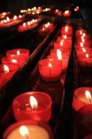 candele di preghiera