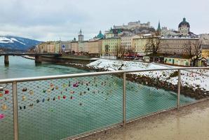 serrature dell'amore a salisburgo in austria