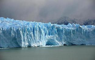 ghiacciaio perito merino in patagonia