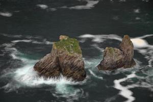 die klippen von slieve league in irlandia