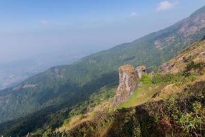 paesaggio a kew mae pan in thailandia