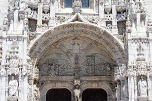 Monastero di Jeronimos, Mosteiro dos Jeronimos, Lisbona, Portogallo