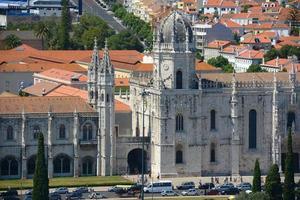 Monastero di Jeronimos, Lisbona, Portogallo