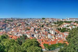 paesaggio urbano a lisbona, portogallo