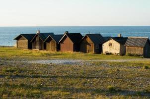 villaggio di pescatori, Gotland