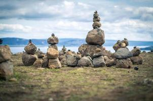 piramidi di pietra in islanda