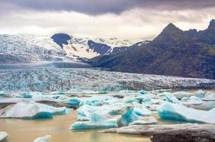 jokursarlon - islanda - lago glaciale