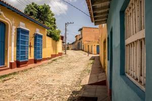 strade di trinidad, cuba
