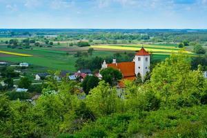chiesa a janowiec