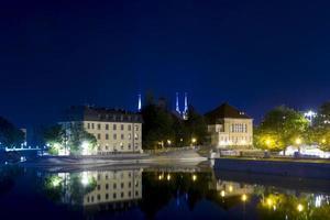 Wroclaw di notte