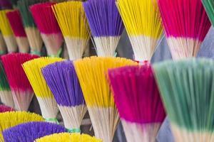 fiori di bastone d'incenso