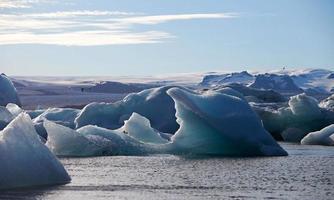laguna iceberg, lago jokulsarlon, islanda