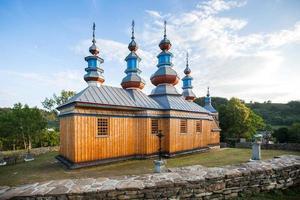 chiesa ortodossa orientale a komancza, in polonia