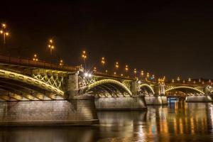 Budapest di notte