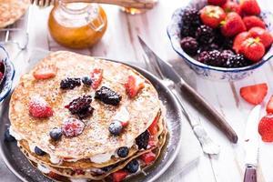 martedì grasso, giorno del pancake